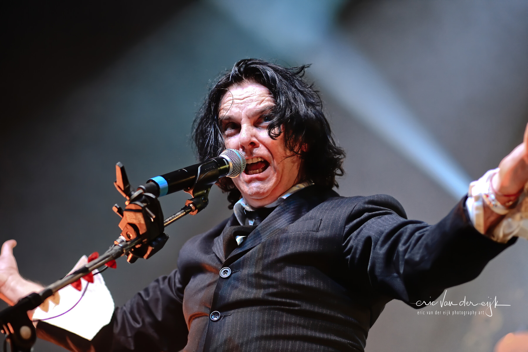 "Steve Hogarth from Marillion ""Concert 2008"""